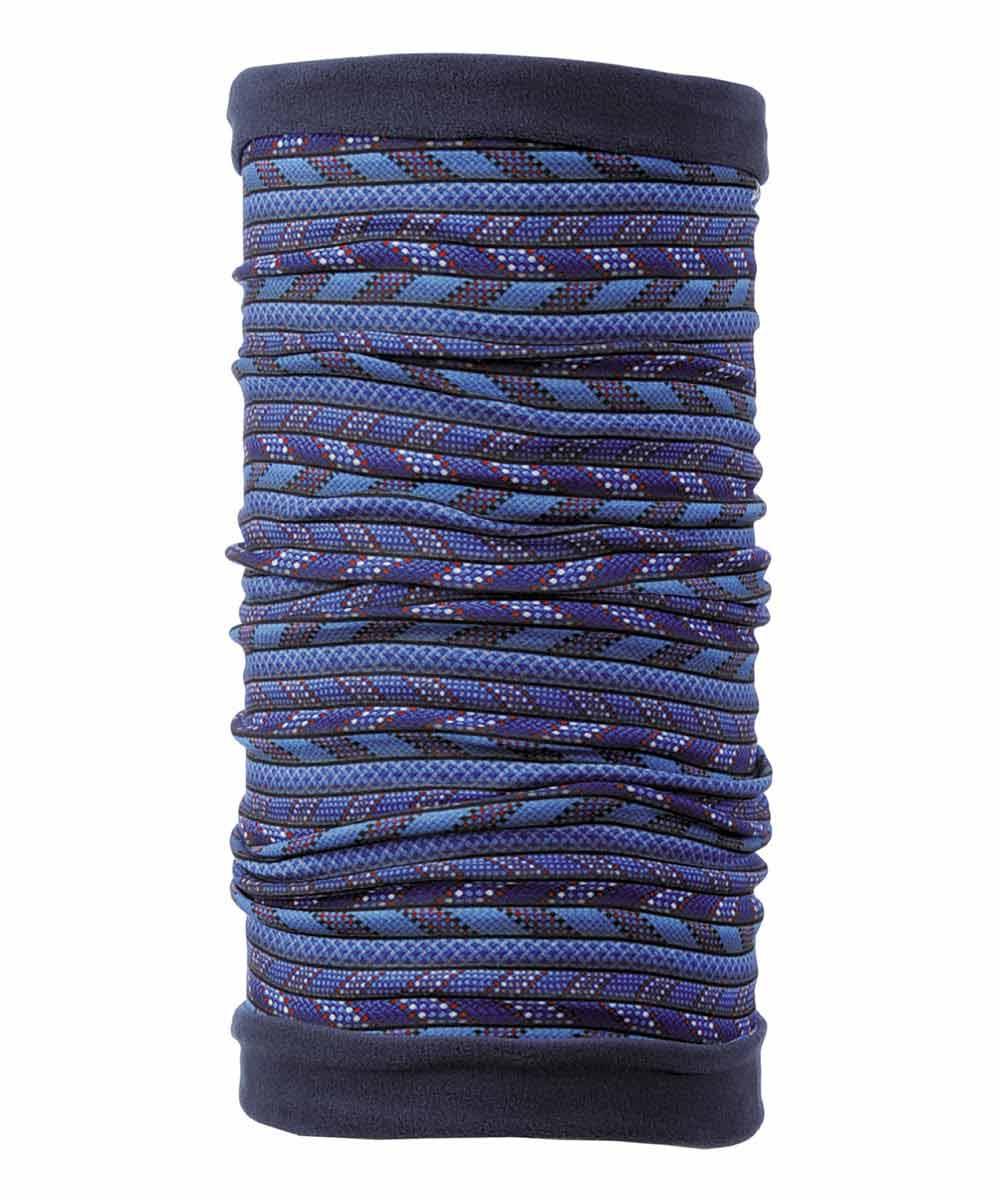 Бандана REVERSIBLE POLARБанданы<br><br>REVERSIBLE POLAR – бесшовная бандана, сшитая из двух типов материала: эластичной микрофибры Buff и теплого флиса Polarteс. Она поддерживает комфортн...<br><br>Цвет: Синий<br>Размер: 53-62