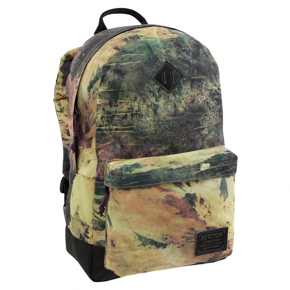 Рюкзак KETTLE PACKРюкзаки<br><br> Небольшой, но функциональный рюкзак Kettle Pack от Burton объемом 20 литров – оптимальный выбор для студентов и активных городских жителей. Он изготовлен из прочных материалов, оснащен многочисленными отделениями с прочными молниями и удобными плеч...<br><br>Цвет: Бежевый<br>Размер: None