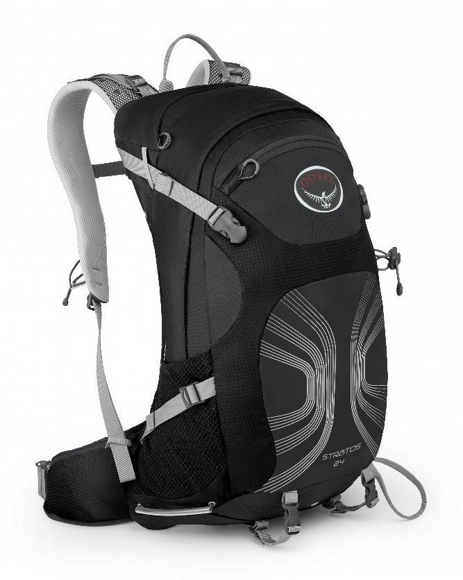 Рюкзак Stratos 24Рюкзаки<br><br><br>Цвет: Черный<br>Размер: 22 л