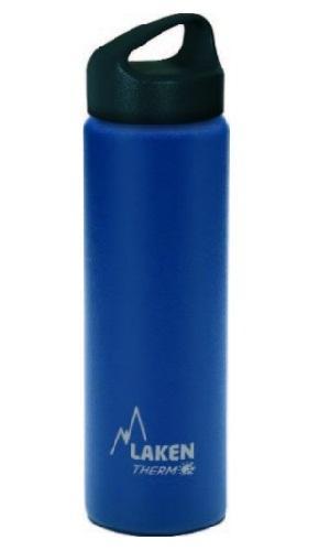 TA7A Laken  Термофляга ClassicТермосы<br><br>Сохраняет напитки теплыми до 8 часов<br>Сохраняет напитки охлажденными до 24 часов (рекомендуется добавлять кубики льда)<br>Изготовлена из пищевой 18/8 нержавеющей стали, не требующей нанесения специального покрытия<br>1...<br><br>Цвет: Бесцветный<br>Размер: 0.75