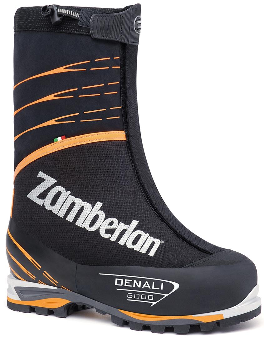 Zamberlan Ботинки 6000 DENALI EVO RR (45, Black/Orange, , ,)