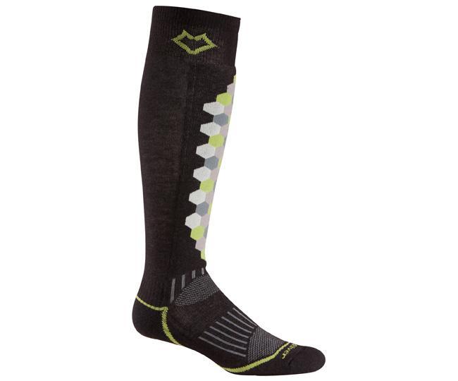 Носки лыжные 5025 TaosНоски<br>Изготовленные с применением технологии Wick Dry® и Eco волокон, эти носки создают мягкую поддержку ноги и эффективно отводят влагу, сохраняя ноги в комфорте. Уплотненные голень и подошва обеспечивают защиту от компрессионных повреждений и дополнительну...<br><br>Цвет: Темно-серый<br>Размер: XL