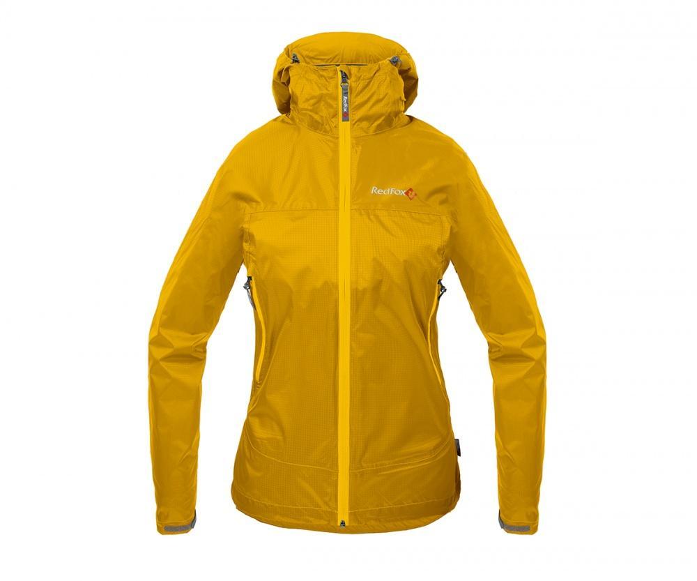 Куртка ветрозащитная Long Trek ЖенскаяКуртки<br><br> Надежная, легкая штормовая куртка; защитит от дождяи ветра во время треккинга или путешествий; простаяконструкция модели удобна и дл...<br><br>Цвет: Янтарный<br>Размер: 42