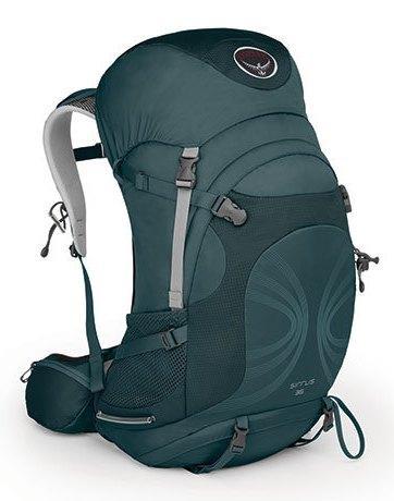 Рюкзак Sirrus 26Рюкзаки<br>Рюкзаки серии Sirrus, разработанные с учетом анатомических особенностей женской фигуры, имеют вентилируемую конструкцию спины AirSpeed™ из натянутой сетки с боковой вентиляцией, обеспечивая непревзойденный комфорт. Поясной ремень и лямки выполнены из н...<br><br>Цвет: Темно-серый<br>Размер: 26 л
