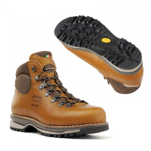 Ботинки 1020 NUVOLAO NWТреккинговые<br><br> Качественная модель ботинок для бэкпекинга, предназначенная для ежедневного использования и прогулок. Удобная и прочная кожаная защита для ваших ног. Кожаная подкладка для максимального комфорта и регулировки влажности. Внешняя подошва Zamberlan® V...<br><br>Цвет: Коричневый<br>Размер: 38.5