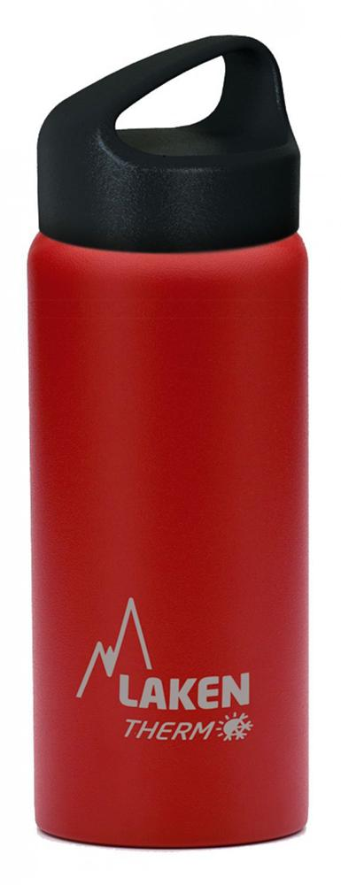 TA5R Термофляга ClassicТермосы<br><br>Сохраняет напитки теплыми до 8 часов<br>Сохраняет напитки охлажденными до 24 часов (рекомендуется добавлять кубики льда)<br>Изготовлена из пищевой 18/8 нержавеющей стали, не требующей нанесения специального покрытия<br>1...<br><br>Цвет: Красный<br>Размер: 0.5