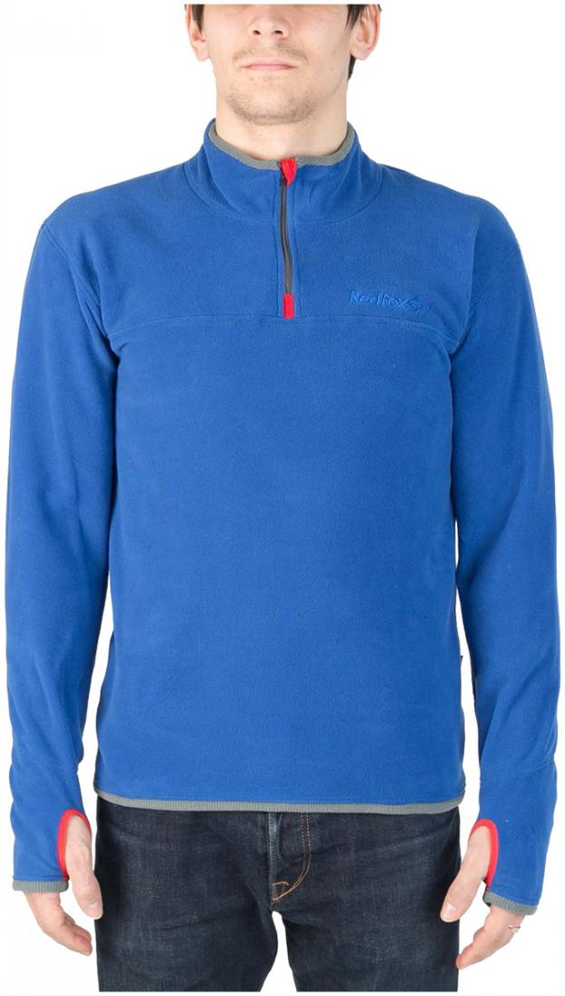 Термобелье пуловер Penguin 100 Micro МужскойФутболки<br><br><br>Цвет: Темно-синий<br>Размер: 54