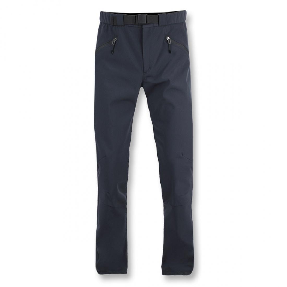 Брюки Spirit МужскиеБрюки, штаны<br><br> Комфортные брюки спортивного кроя, выполнены из материала класса Soft shell с микрофлисовой подкладкой.<br><br><br> <br><br><br>Материал –3L- Sof...<br><br>Цвет: Серый<br>Размер: 60