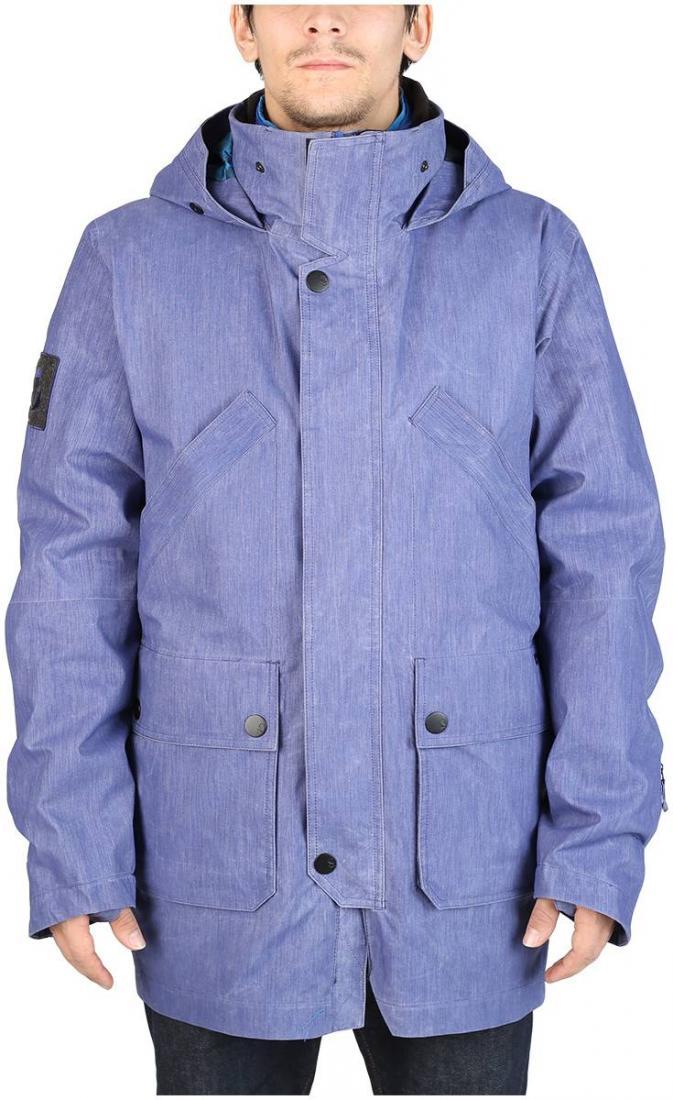 Куртка пуховая BlastКуртки<br><br><br>Цвет: Синий<br>Размер: 56