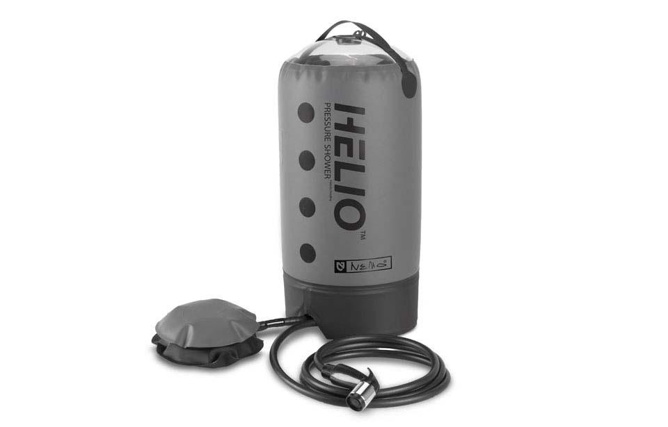 Фото - Душ переносной Helio Pressure Shower от Nemo Душ переносной Helio Pressure Shower