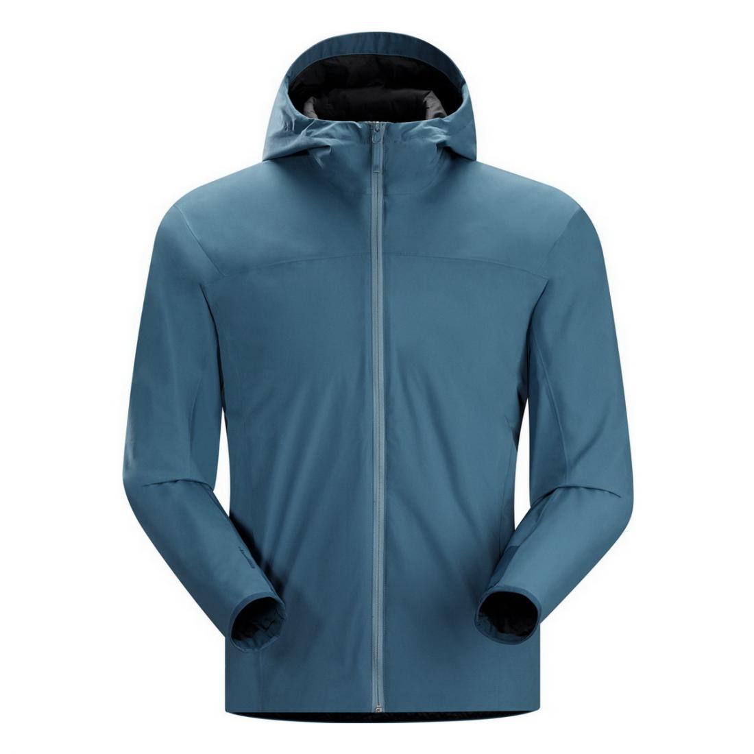 Куртка Solano муж.Куртки<br><br> Куртка Arcteryx Solano Jacket создана для активных мужчин, которые ценят свободу и комфорт во время путешествий и отдыха. Модель отличается влагонепроницаемостью и ветронепродуваемостью, поэтому надежно защищает от непогоды.<br><br><br><br>...<br><br>Цвет: Темно-синий<br>Размер: XL