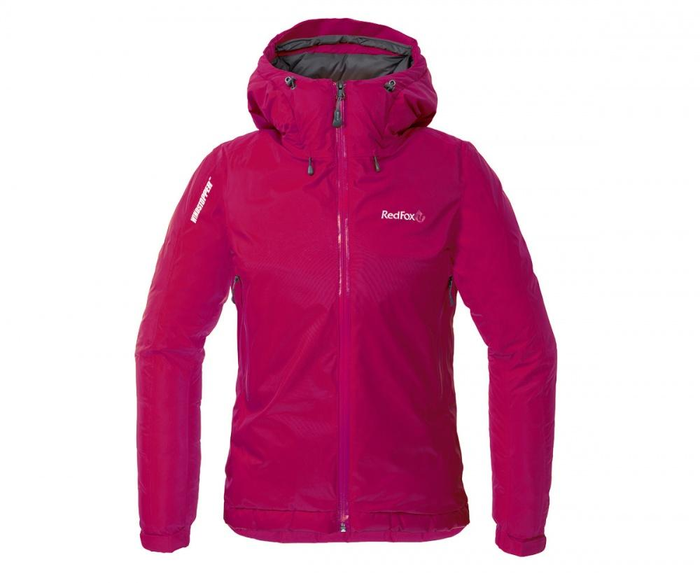 Куртка пуховая Down Shell II ЖенскаяКуртки<br><br> Пуховая куртка для альпинистских восхождений различной сложности в очень холодных условиях. Благодаря функциональности материала WINDS...<br><br>Цвет: Малиновый<br>Размер: 46