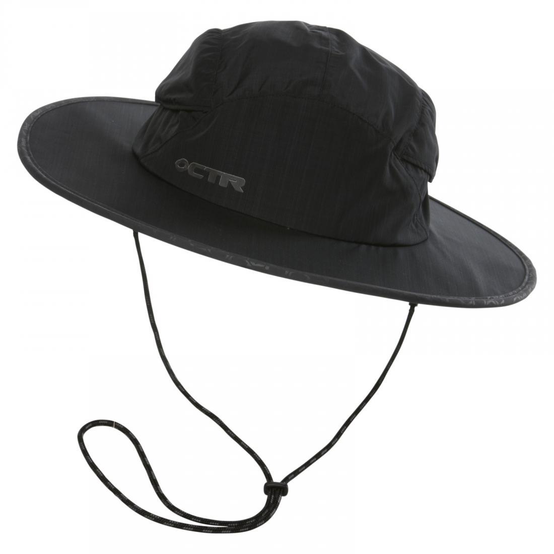 Панама Chaos  Stratus SombreroПанамы<br><br> В путешествии, в походе или в длительной прогулке сложно обойтись без удобной панамы, такой как Chaos Stratus Sombrero. Эта широкополая шляпа служит отличной защитой не только от обжигающих солнечных лучей, но и от дождя.<br><br><br> Особенност...<br><br>Цвет: Черный<br>Размер: S-M