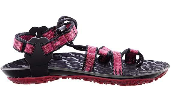 Lizard Сандали KIOTA H2O W (36, Fuxia, ,) сандали cristhalia сандали
