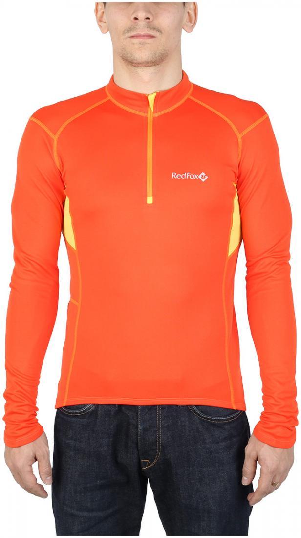 Футболка Trail T LS МужскаяФутболки<br><br> Легкая и функциональная футболка с длинным рукавомиз материала с высокими влагоотводящими показателями. Может использоваться в каче...<br><br>Цвет: Оранжевый<br>Размер: 46