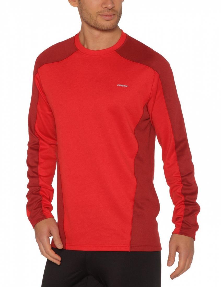 Футболка 44421 CAP 3 MW CREW мужскаяФутболки<br>Термобелье для активных нагрузок в холодную погоду. Рукава реглан. Длинное, чтобы можно было заправить в брюки.<br> <br> Особенности:<br>&lt;u...<br><br>Цвет: Красный<br>Размер: XL