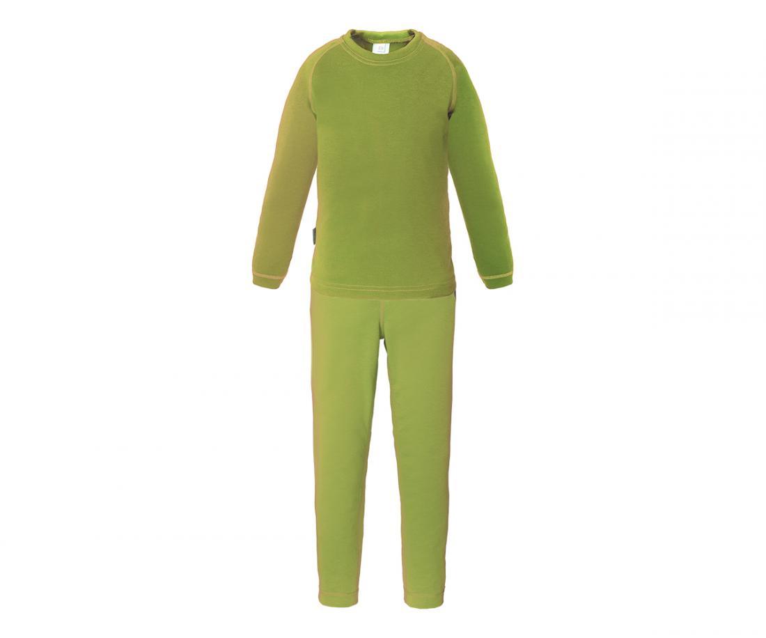 Термобелье костюм Cosmos Light II ДетскийКомплекты<br>Сверхлегкое технологичное термобелье. Идеально в качестве базового слоя для занятий зимними видами спорта, а также во время прогулок и ношения каждый день для самых активных ребят. Отлично защищает от переохлаждения, и применяется в качестве ночных пижам ...<br><br>Цвет: Салатовый<br>Размер: 104