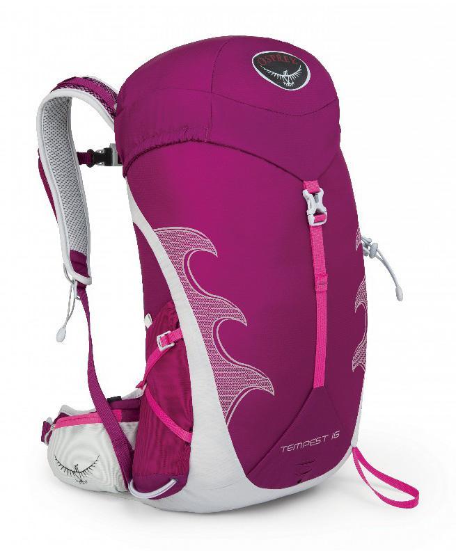 Рюкзак Tempest 16Рюкзаки<br><br><br>Цвет: Фиолетовый<br>Размер: 16 л
