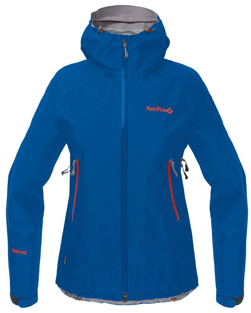 Куртка ветрозащитная Vega GTX III ЖенскаяКуртки<br><br><br>Цвет: Голубой<br>Размер: 48