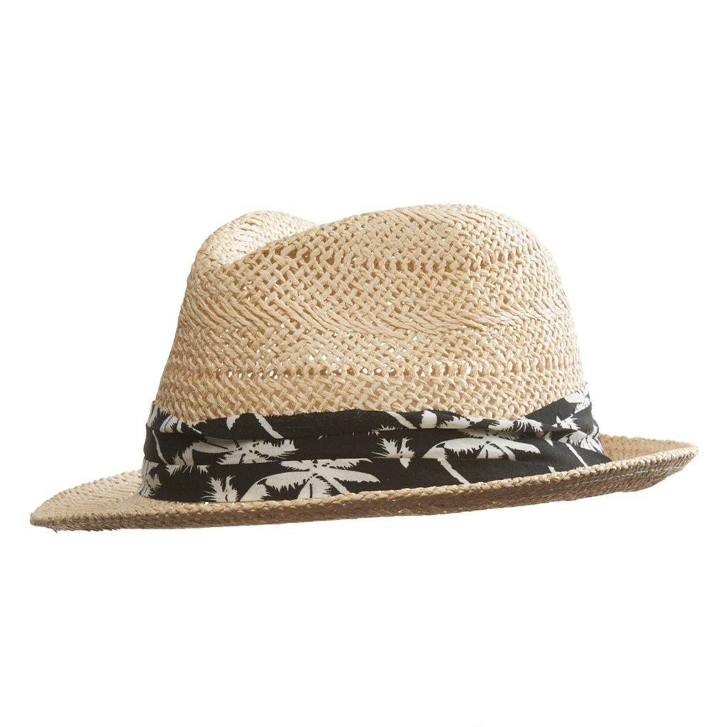 Шляпа/Панама SAMUEL муж.Панамы<br>Состав: 100% солома<br><br>Цвет: Коричневый<br>Размер: L/XL