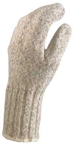 Рукавицы 9989 ADULT RAGG MITTВарежки<br><br><br>Цвет: Серый<br>Размер: S