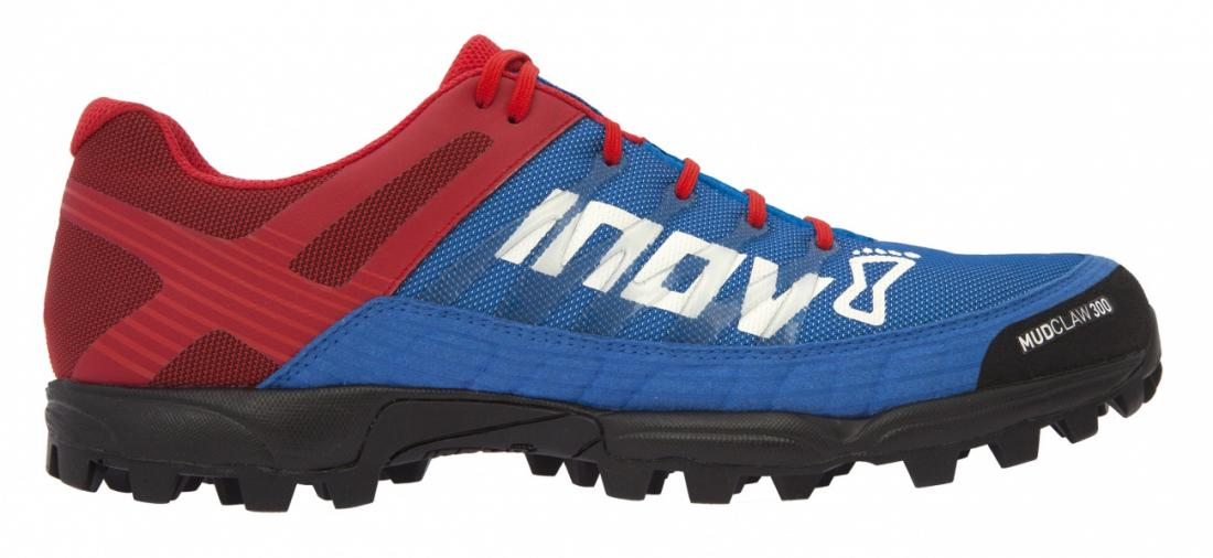 Inov-8 Кроссовки Mudclaw 300 (7.5, Yellow/Black/Grey, , ,) inov 8 питьевая система 1l reservoir 1 л clear black