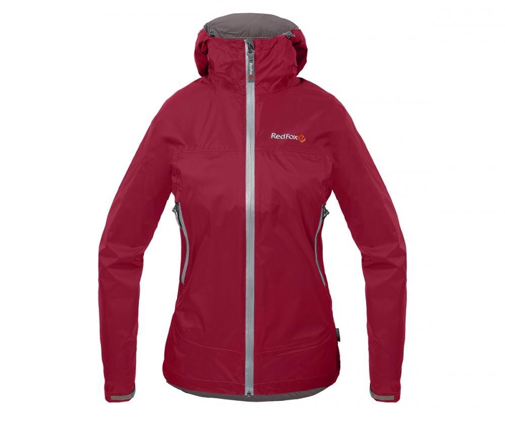 Куртка ветрозащитная Long Trek ЖенскаяКуртки<br><br> Надежная, легкая штормовая куртка; защитит от дождя и ветра во время треккинга или путешествий; простая конструкция модели удобна и для жизни в городе вдождливую погоду. Подкладка из легкой сетки придает дополнительный комфорт: куртку можно надева...<br><br>Цвет: Малиновый<br>Размер: 52