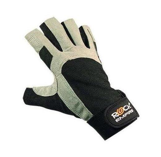 Перчатки RockПерчатки<br><br>Синтетические перчатки для работы с веревкой и Via Ferrata. Искусственная замша с вставками из эластичного материала и неопрена на запястьях. Улучшенная позиционная система.<br><br><br> <br><br> Материал: кевлар, вставки из эластичного ...<br><br>Цвет: Черный<br>Размер: L