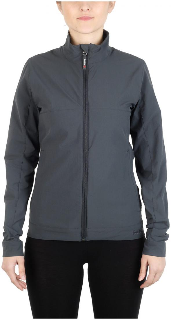 Куртка Stretcher ЖенскаяКуртки<br><br> Городская легкая куртка из эластичного материала лаконичного дизайна, обеспечивает прекрасную защитуот ветра и несильных осадков,о...<br><br>Цвет: Темно-серый<br>Размер: 42