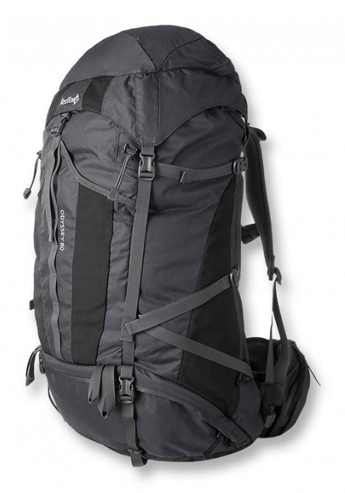 Рюкзак Odyssey 80 V2Рюкзаки<br><br><br>Цвет: Темно-серый<br>Размер: 80 л