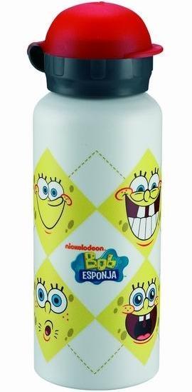 SB06.45 Фляга Sponge Bob Rombos BobПосуда<br><br> Фляга Laken Sponge Bob Rombos Bob — это универсальный вариант, который понравится непоседливым детям, обожающим Губку Боба. Она также подойдет туристам и спортсменам, которые ищут емкость, из которой удобно пить во время движения.<br><br><br><br>&lt;...<br><br>Цвет: Белый<br>Размер: 0.45