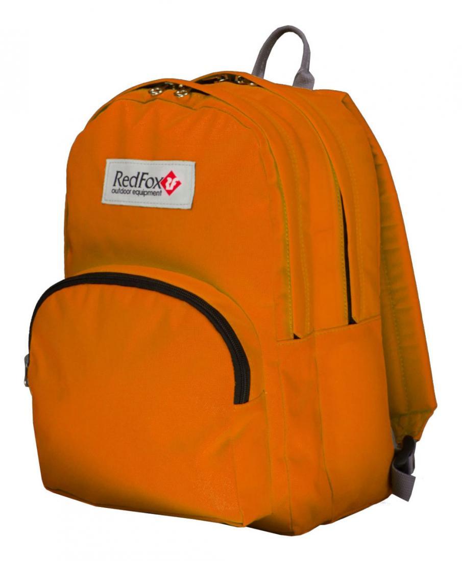 Рюкзак Bookbag S2Рюкзаки<br><br> Рюкзак из серии Back-To-School.<br><br><br><br><br>у каждого рюкзака в комплекте есть пенал-карман на молнии<br>фурнитура выполнена из све...<br><br>Цвет: Апельсиновый<br>Размер: 20 л
