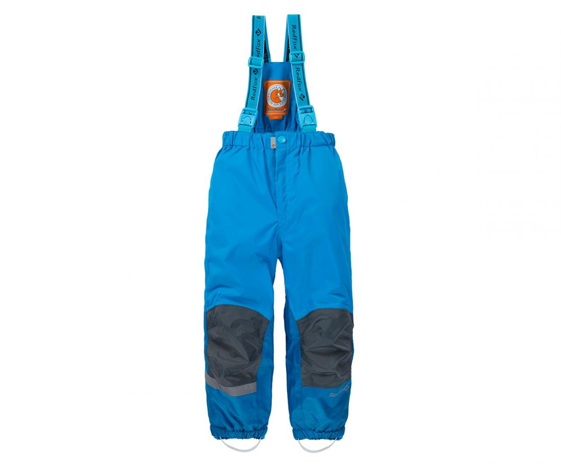 Брюки ветрозащитные Lilo ДетскиеБрюки, штаны<br>Ветрозащитный полукомбинезон Lilo - прекрасное дополнение к куртке Lilo. Это очень прочные демисезонные брюки с дополнительными вставками из износостойкого материала подойдут для прогулок в дождливую и слякотную погоду. Благодаря надежному мембранному ...<br><br>Цвет: Синий<br>Размер: 98