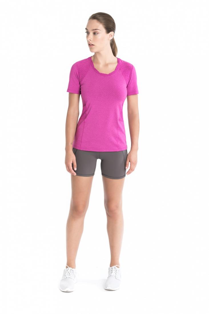 Топ LSW1465 DRIVE TOPФутболки, поло<br><br> Мягкая перфорированная фактура футболки Drive заставит Вас влюбиться в спорт, будь то утренняя пробежка в парке, прогулка на велосипеде или теннисный сет. Функциональные свойства эксклюзивной ткани 2nd skin Pop обеспечивают исключительный дышащие с...<br><br>Цвет: Розовый<br>Размер: S