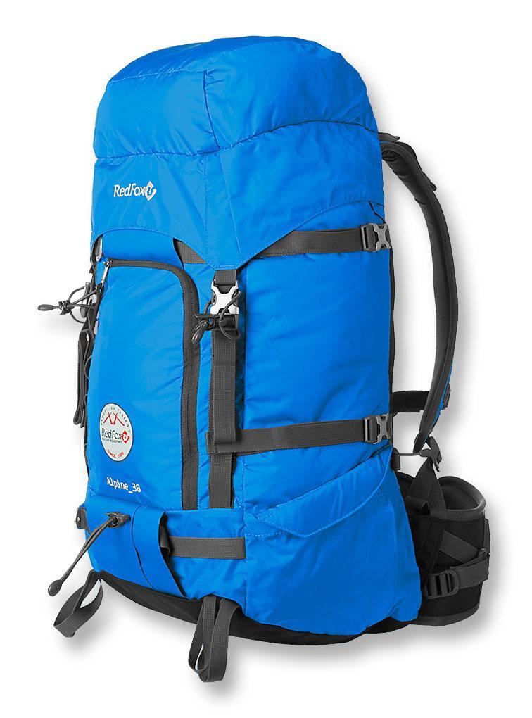 Рюкзак Alpine 30Рюкзаки<br><br>Alpine 30 – штурмовой рюкзак среднего объема. Модель изготовлена из износостойкого материала Robic®.<br><br><br>назначение: штурмовой рюкзак для альпинизма<br>подвесная система Active<br>широкое основное отделение с верхней загруз...<br><br>Цвет: Синий<br>Размер: 30 л