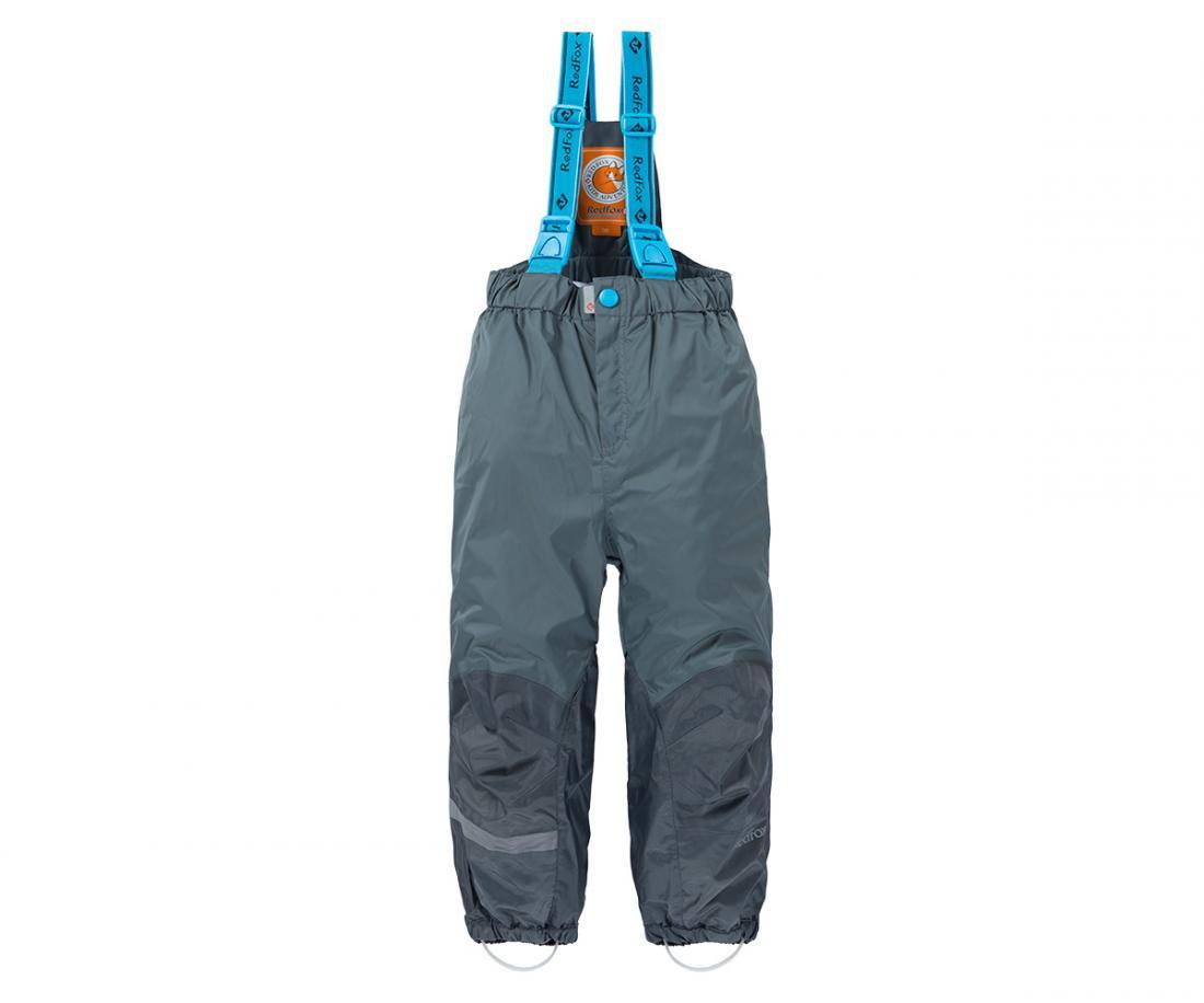 Брюки ветрозащитные Lilo ДетскиеБрюки, штаны<br><br><br>Цвет: Темно-серый<br>Размер: 110