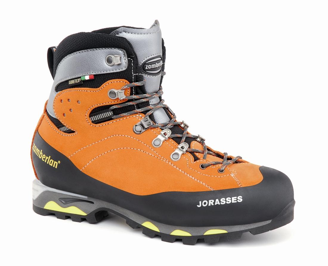 Ботинки 2030 JORASSESS GT RR.Альпинистские<br><br><br>Цвет: Оранжевый<br>Размер: 46.5