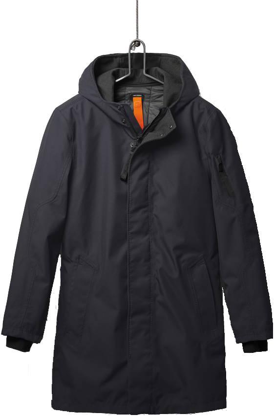 Куртка утепленная муж.GlobeКуртки<br>Какое прекрасное начало дня - прогуливаться к офису по свежему холодному воздуху под зимним солнцем!.. GLOBE объединяет короткое пальто и мультифункциональную парку, предлагая бескомпромиссную защиту от любой непогоды. Высококачественный материал куртк...<br><br>Цвет: Темно-синий<br>Размер: XXXL