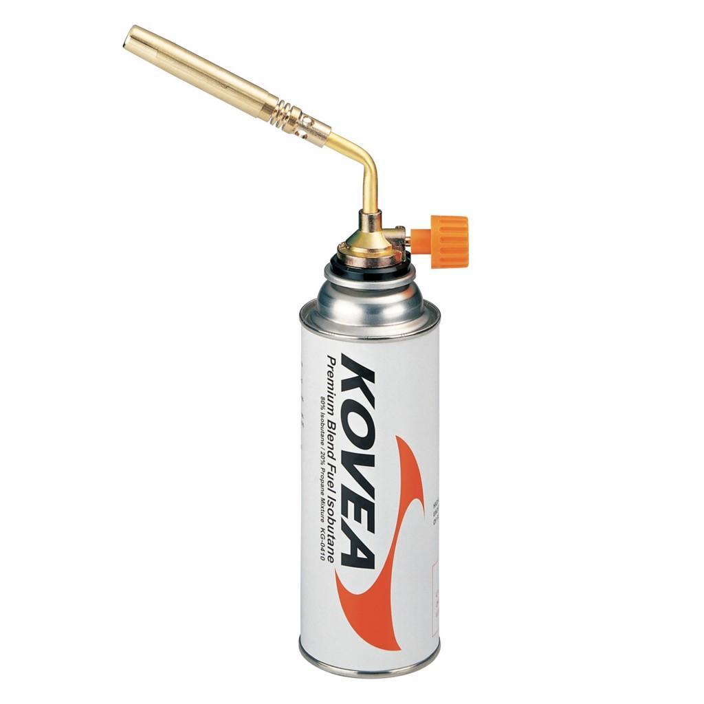 Резак Kovea  газ.КТ-2104Топливное оборудование<br><br> Южно-корейская компания Kovea существует на рынке с 1982 г. Занимается производством и поставками газового оборудования и сопутствующих товаров.<br><br><br> Газовый резак KT-2104 Brazing Torch — мощный универсальный резак широкого применения, вып...<br><br>Цвет: Белый<br>Размер: None