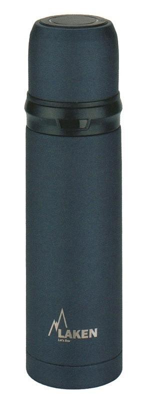 180075N Laken  ТермосПосуда<br><br> В длительном походе не обойтись без надежного термоса, такого как модель 180075N от Laken. Вместительный и удобный, он позволяет хранить до 0,75 л. напитков и может длительно поддерживать температуру содержимого. Оптимальный вариант для туристов, к...<br><br>Цвет: Черный<br>Размер: 0.75