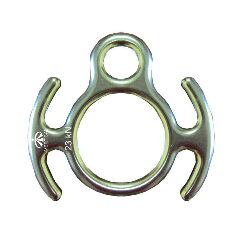 фото Восьмерка рогатая дюраль с 2 рогами