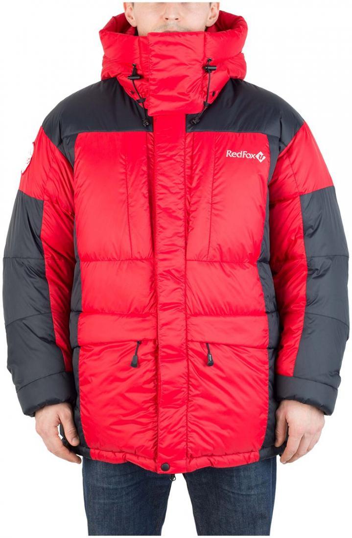 RedFox Куртка пуховая Baltoro XX (56, 1310/красный/черный, ,)  недорого