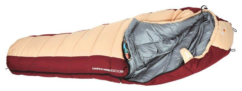 Спальный мешок ONTARIO plus reg LЭкстремальные<br>Популярный мешок для круглогодичного использования. Специальная защитная лента, предохраняющая ткань от попадания в молнию. Спальник ос...<br><br>Цвет: Бежевый<br>Размер: None