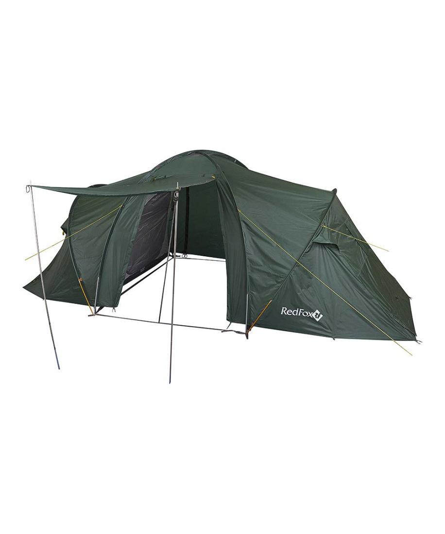 Палатка Challenger House V2Палатки<br><br><br>Цвет: Зеленый<br>Размер: None