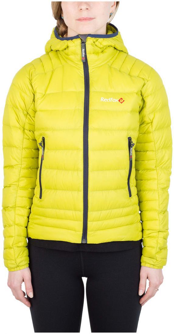 Куртка утепленная Quasar ЖенскаяКуртки<br><br><br>Цвет: Салатовый<br>Размер: 42