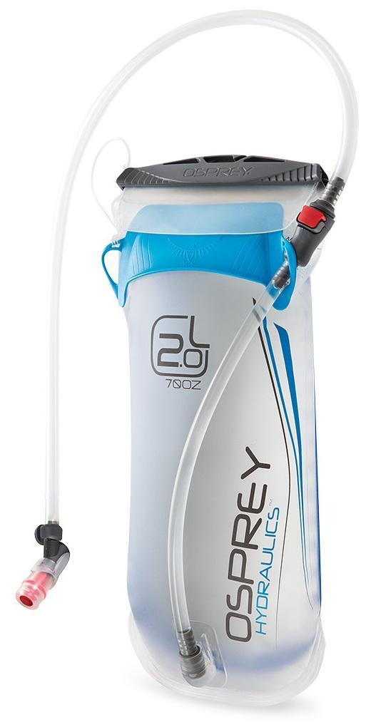 Питьевая система Hydraulics 2L ReservoirПитьевые системы<br>Размеры: 35 x 15 x 6 см<br>Вес: 0,21 кг<br>Верхнее отверстие Slide-seal™ для для легкого наполнения и очистки<br>Ручка для переноски<br>Не содержит BPA<br>Система Qui...<br><br>Цвет: Серый<br>Размер: 2 л