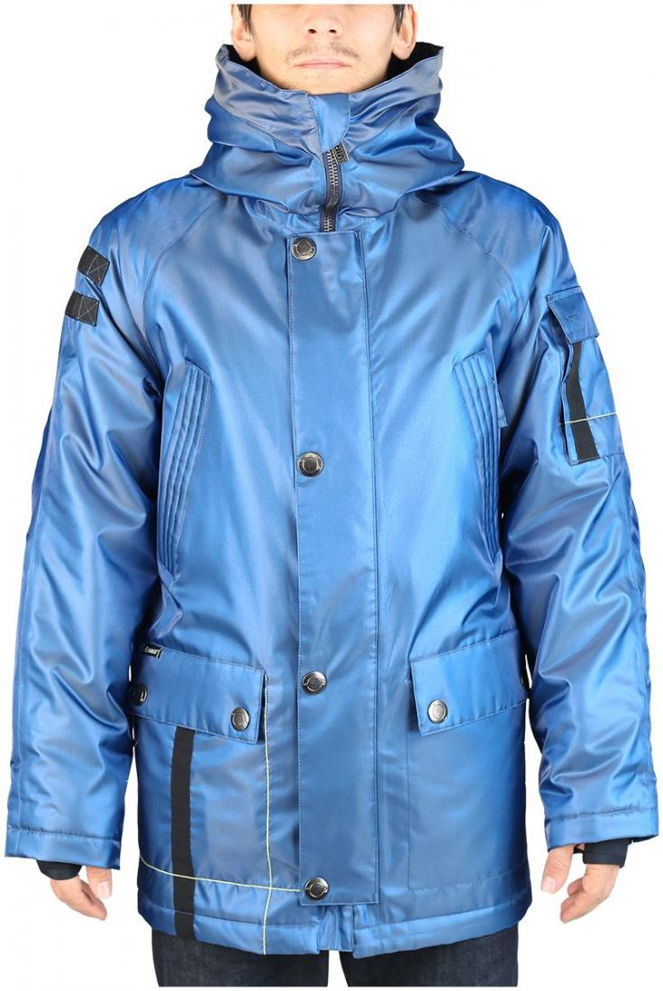 Куртка утепленная Tundra MКуртки<br><br><br>Цвет: Синий<br>Размер: 44