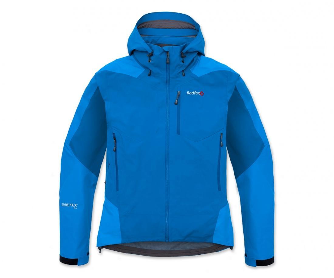 Куртка ветрозащитная X6 GTXКуртки<br><br><br>Цвет: Голубой<br>Размер: 54