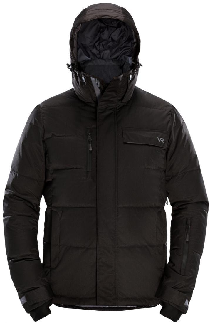 Куртка пуховая PREDATORПуховики<br>Модель пуховика для катания Predator - оптимальное решение при выборе теплой куртки на зиму. Лаконичный минимализм традиционно сочетается со...<br><br>Цвет: Черный<br>Размер: XL