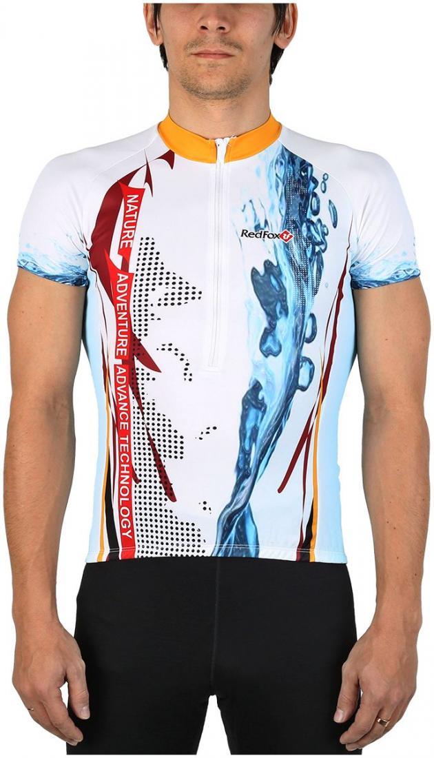 Футболка Velo-Dry Jersey MФутболки, поло<br><br> Легкая и функциональная футболка для велоспорта с коротким рукавом из стрейчевого материала с высокимивлагоотводящими показателями.<br><br> Основные характеристики:<br><br>асимметричный нижний край<br>длинная молния до середины груди&lt;...<br><br>Цвет: Белый<br>Размер: 46